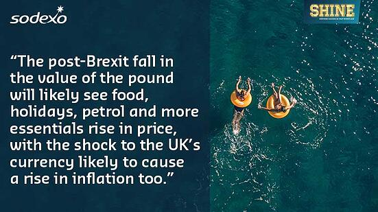 The post-brexit fall in the value of the pound will have far-reaching effects-1