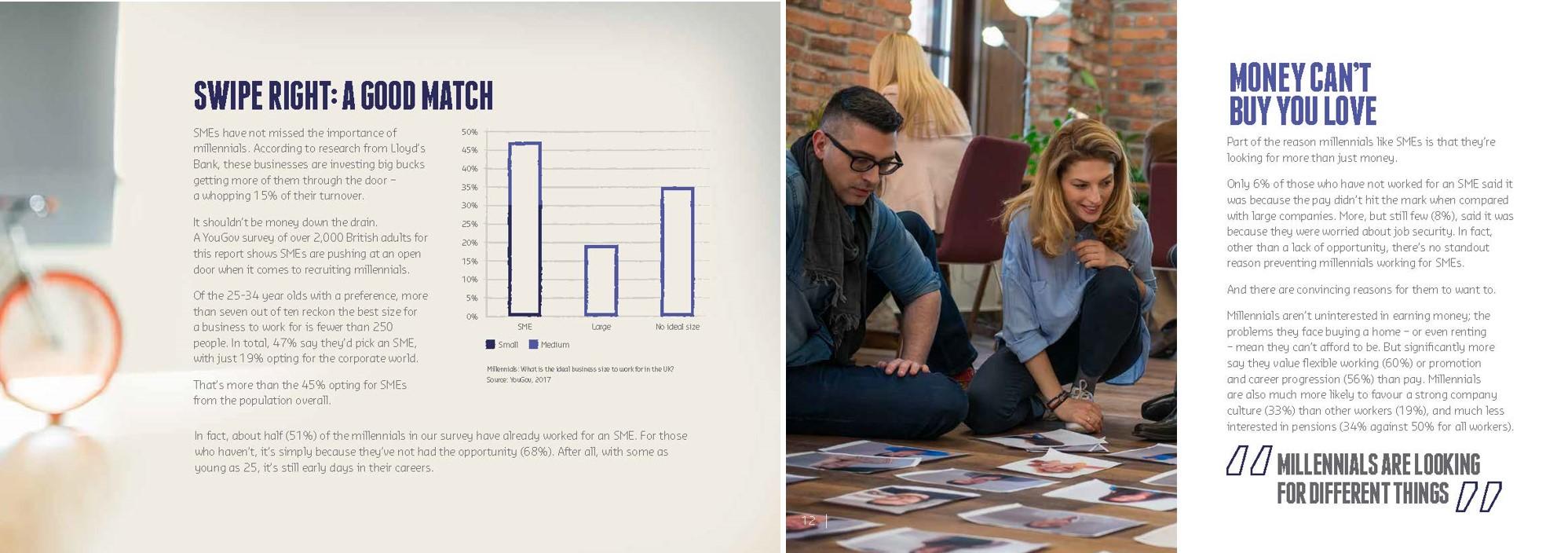 Millennials and SME's ebook