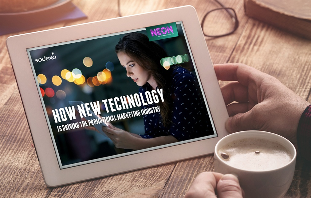 How new technology is driving the promotional marketing industry