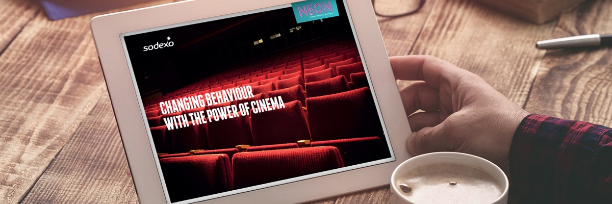 Changing behaviour with the power of cinema